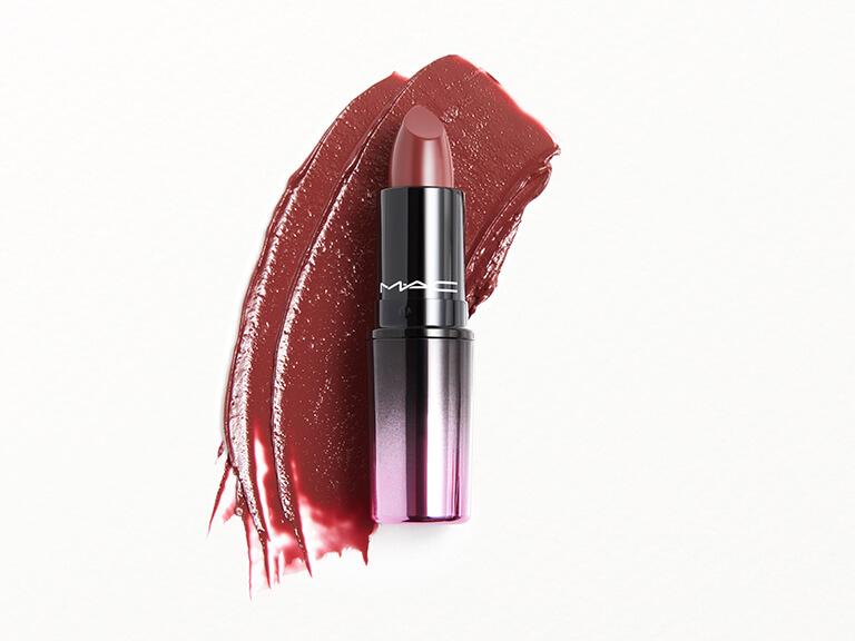 M·A·C Love Me Lipstick in Bated Breath