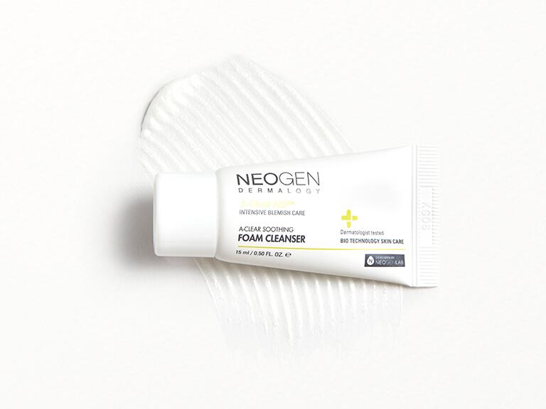 NEOGEN DERMALOGY A-Clear Soothing Foam Cleanser