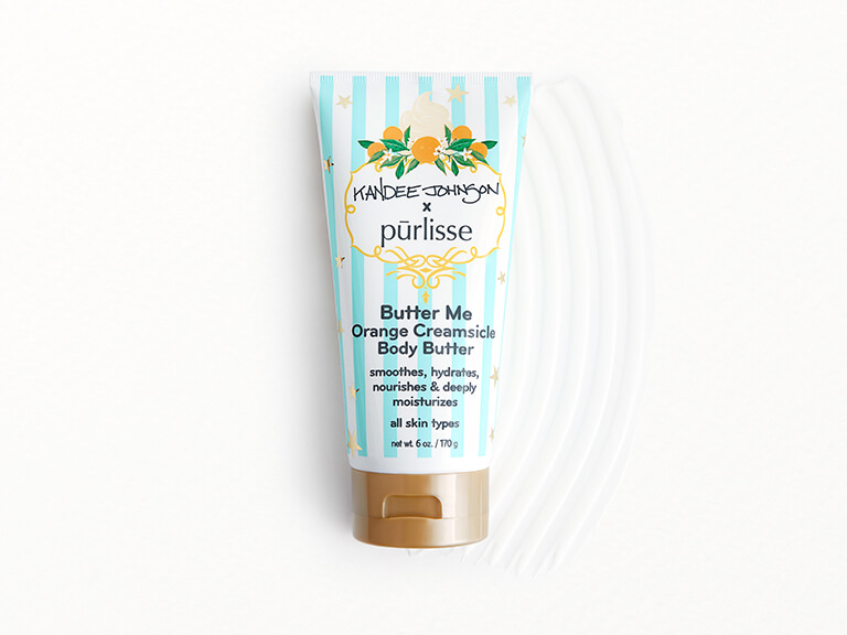 PURLISSE BEAUTY Butter Me Orange Creamsicle Body Butter