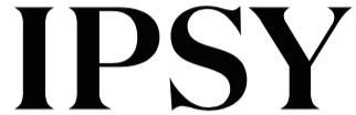 Black IPSY logo