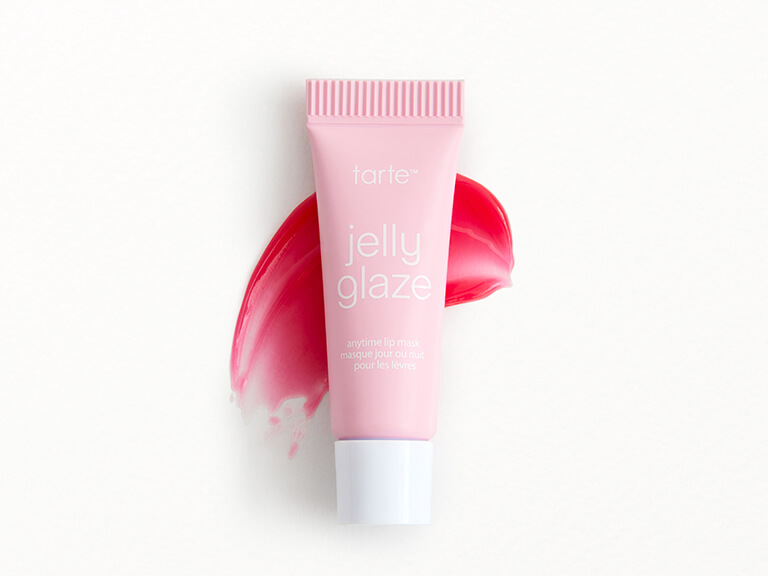 TARTE Sea Jelly Glaze Anytime Lip Mask in Strawberry Jelly
