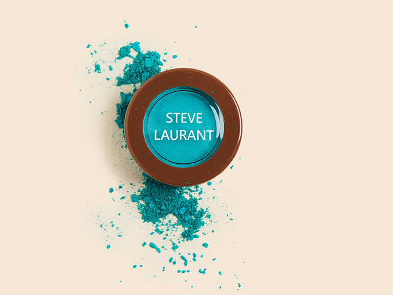Eyeshadow in Sea Green, Green Apple, and Blueberry