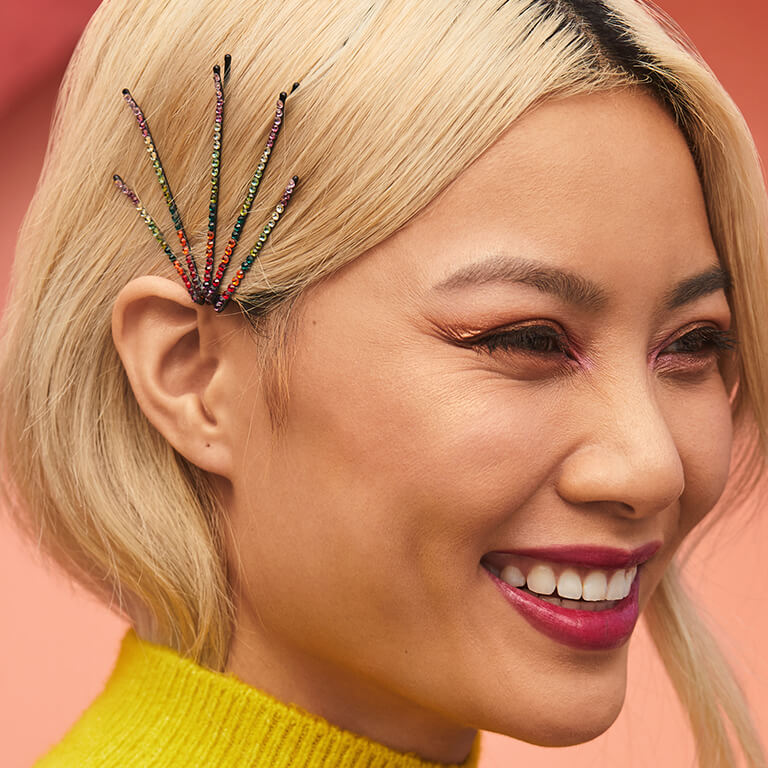 7 Hair Accessories For Short Hair The Best Hair Accessory Looks Ideas Ipsy