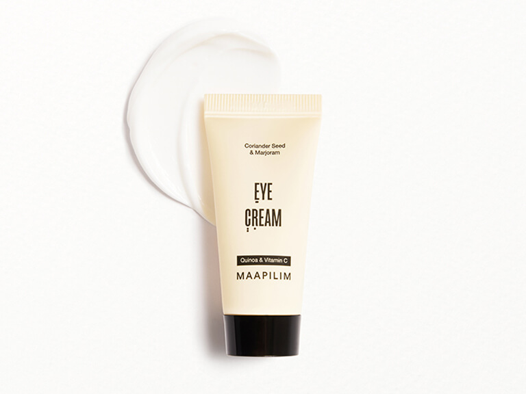 MAAPILIM Eye Cream with Vitamin C & Quinoa Extract