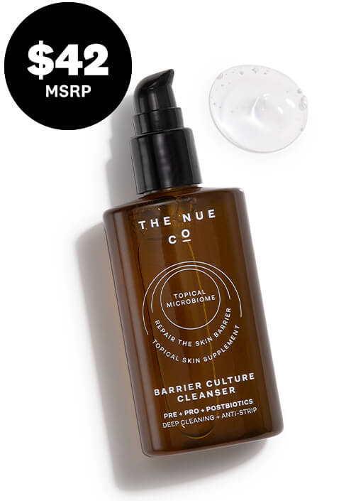 THE NUE CO Barrier Culture Cleanser