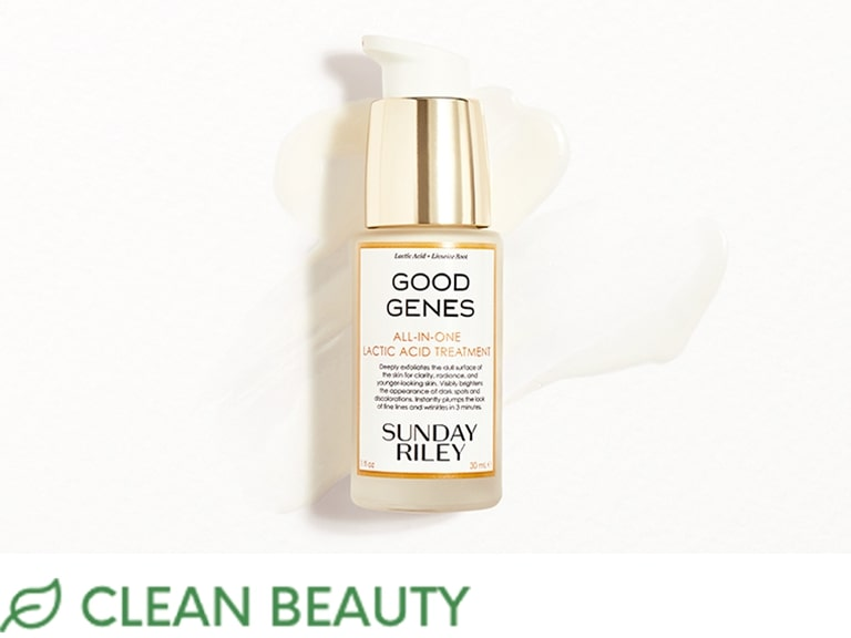 SUNDAY RILEY Good Genes All-in-One Lactic Acid Treatment (CLEAN)