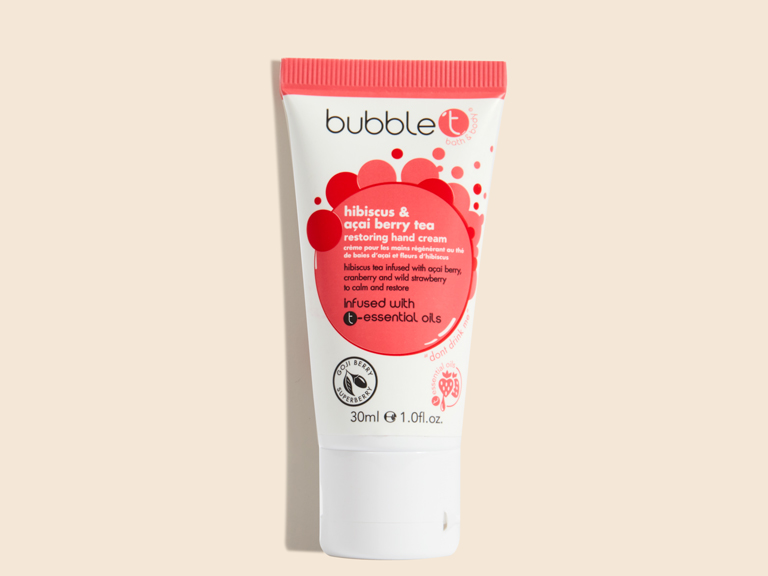 1018-Points-Bubble-T-Hibiscus-&-Acai-Berry-Hand-Cream-(1-oz-plastic-tube-with-inner-seal)_6322