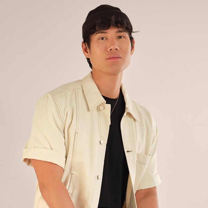 Profile image of Patrick ta against cream background