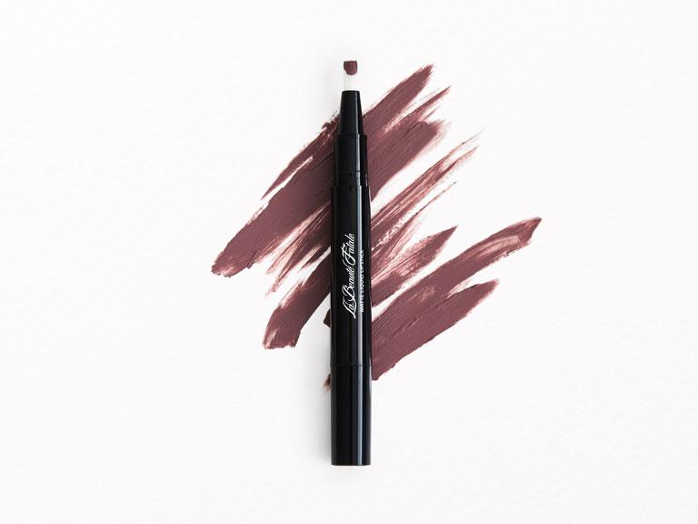 New LA BEAUTE FATALE COSMETICS Matte Liquid Lipstick in Tuff Love
