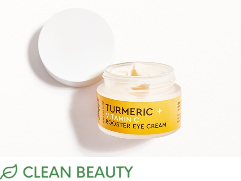 SWEET CHEF Turmeric + Vitamin C Booster Eye Cream (CLEAN)