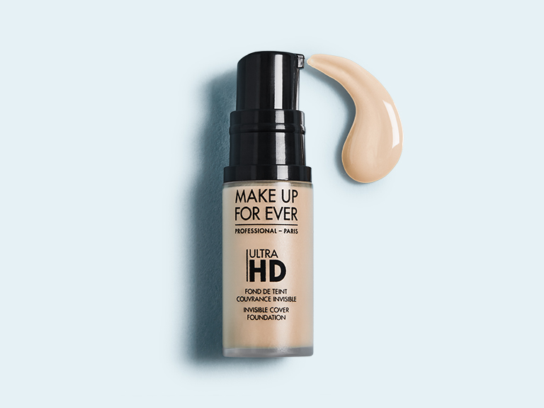 9ce28586dd1e Ultra HD Liquid Foundation in R230, Y225, OR Y335 by MAKE UP FOR EVER |  Color | Complexion | Foundation | ipsy