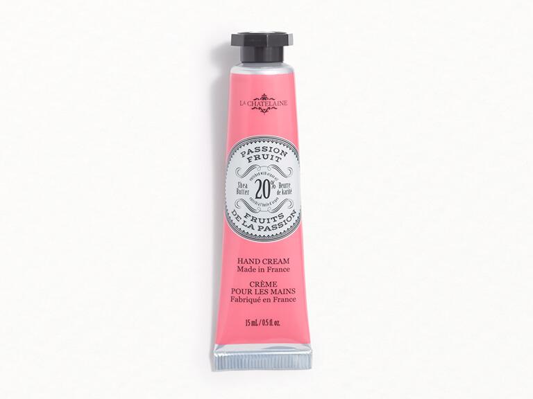 LA CHATELAINE Hand Cream in Passion Fruit