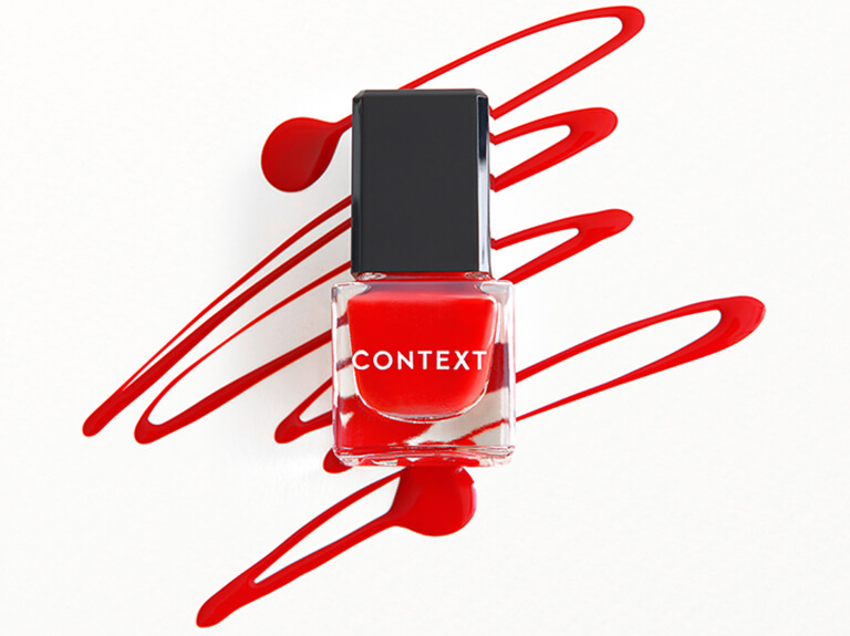 CONTEXT SKIN Nail Lacquer in Showstopper