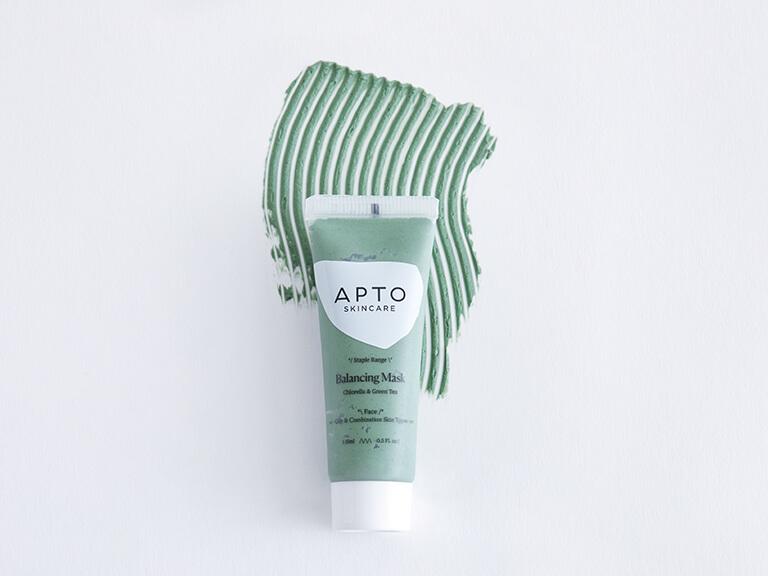 APTO SKINCARE Balancing Mask with Chlorella and Green Tea