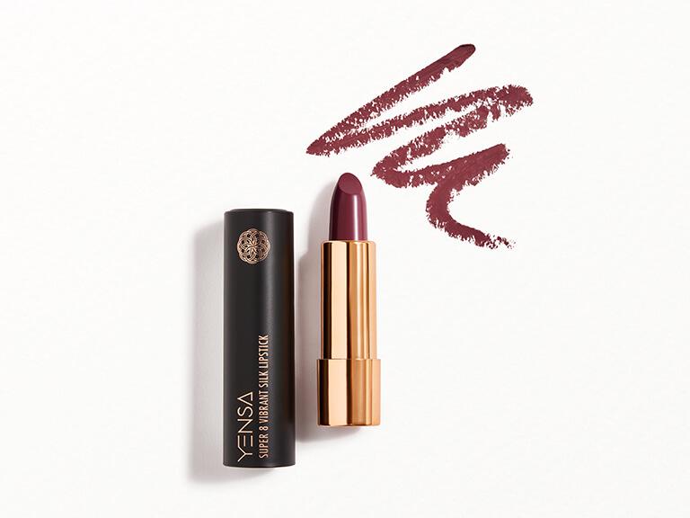 YENSA BEAUTY Super 8 Vibrant Silk Lipstick in Noble