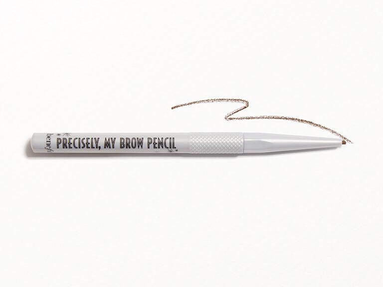 BENEFIT COSMETICS Precisely, My Brow Pencil Waterproof Eyebrow Definer in 3 - Warm Light Brown