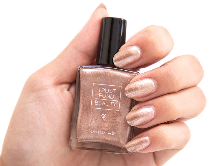Product: Nail Polish in Champagne Socialite by TRUST FUND BEAUTY | ipsy
