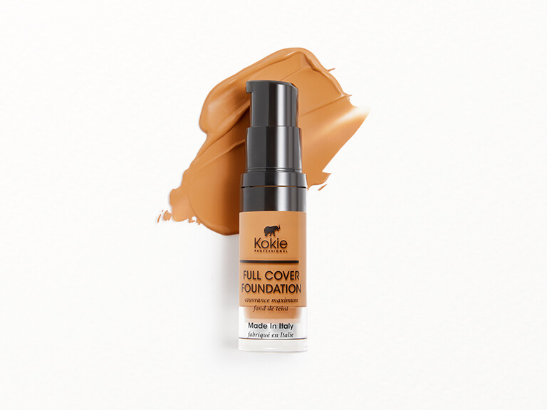 KOKIE COSMETICS Full Cover Foundation in 70W