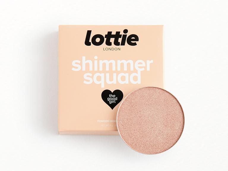 Lottie London Shimmer Squad Highlighter