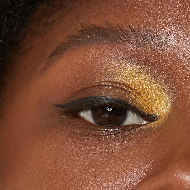 July 2021 Gold Eye Makeup Module