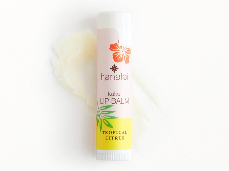 HANALEI COMPANY Kukui Lip Balm in Tropical Citrus