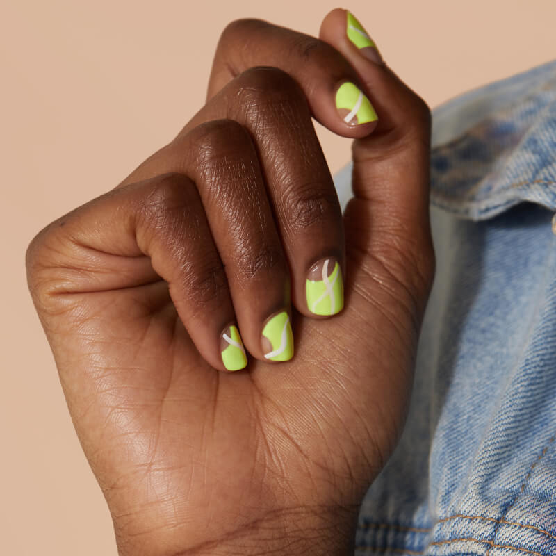 March 2021 Spring Nails Module