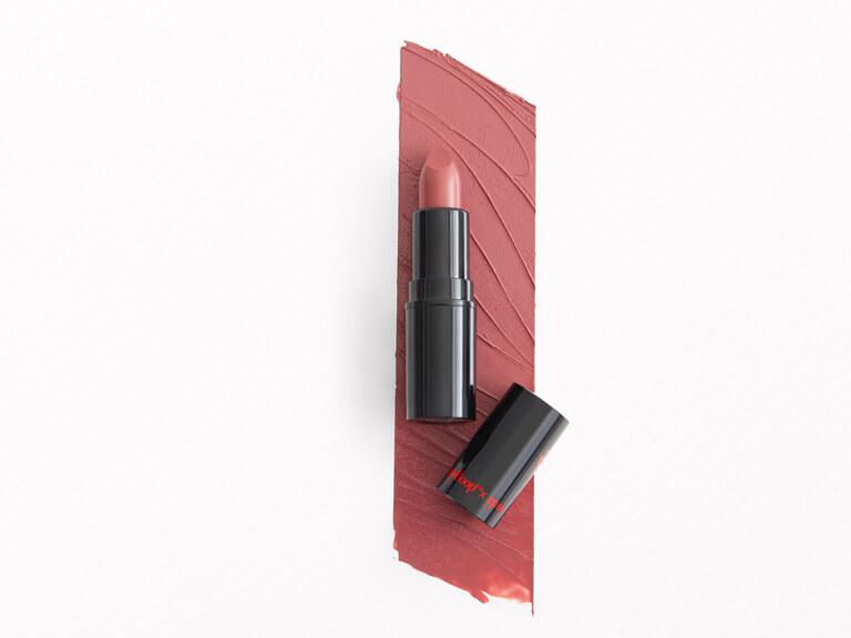 BETTY BOOP™ x IPSY Satin Lipstick in Mauve It Baby