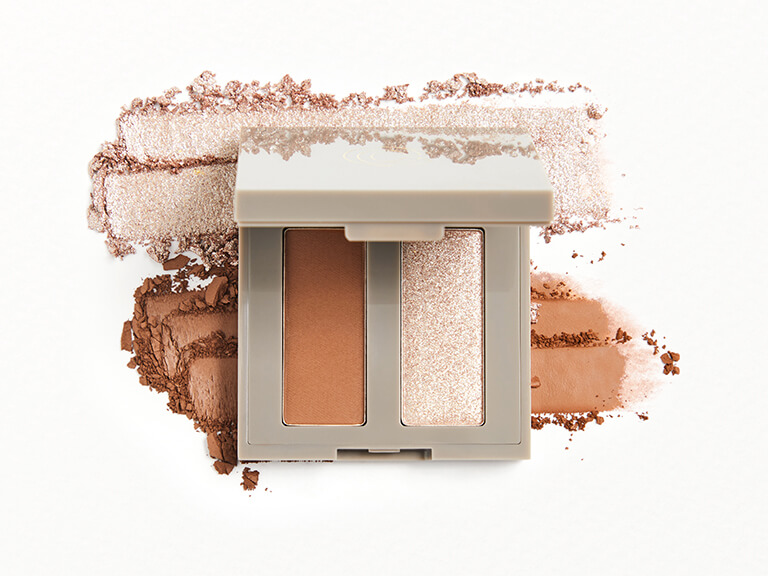 COMPLEX CULTURE Full Time Eyeshadow Duo Dinner Party Mini Size