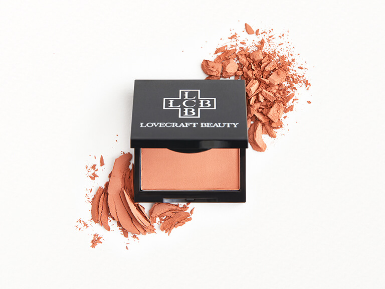 LOVECRAFT BEAUTY Blush in Dauphine