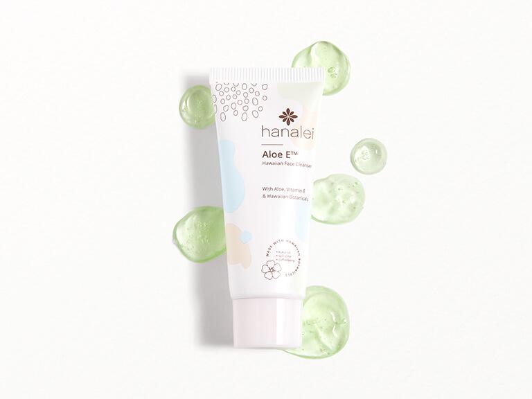 HANALEI COMPANY Aloe E Face Cleanser