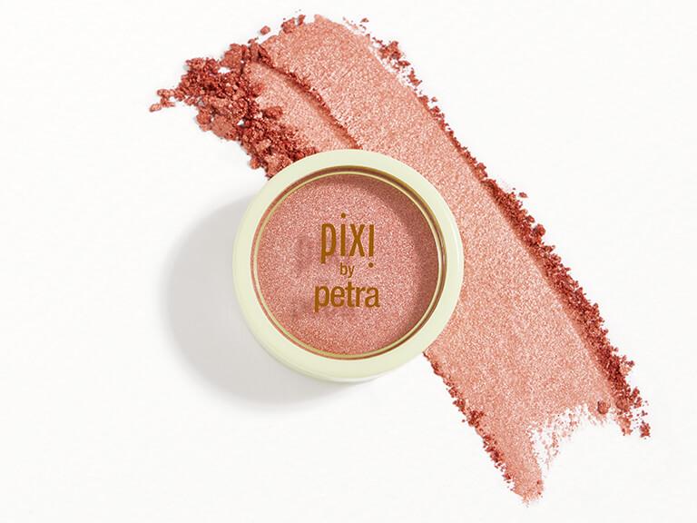 PIXI BEAUTY Glow-y Powder in Peach Dew