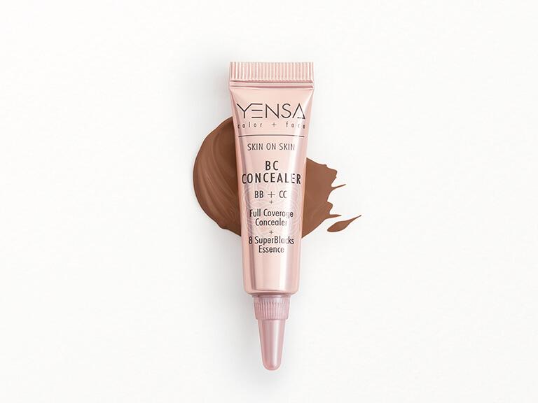 YENSA Skin On Skin BC Concealer in Deep Warm