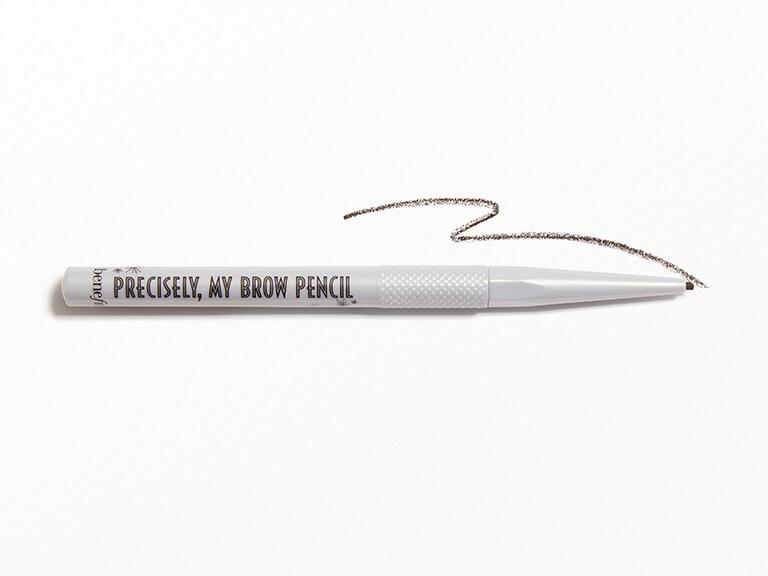 BENEFIT COSMETICS Precisely, My Brow Pencil Waterproof Eyebrow Definer in 4 - Warm Deep Brown