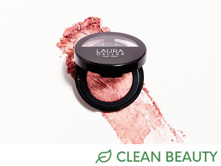 LAURA GELLER Baked Blush-n-Brighten Marbleized Blush in Tropic Hues