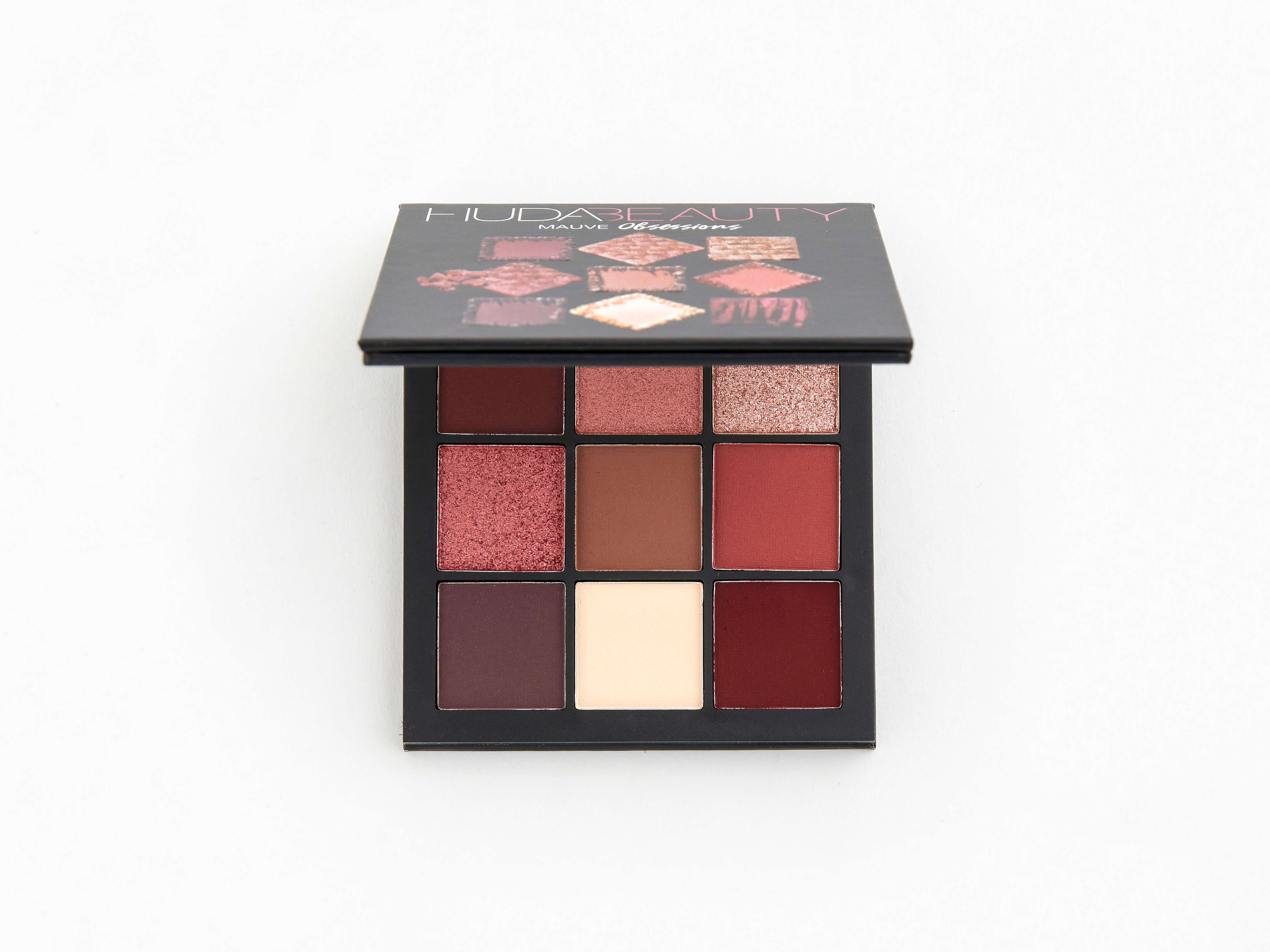 Huda Obsessions Eyeshadow Palette in Mauve