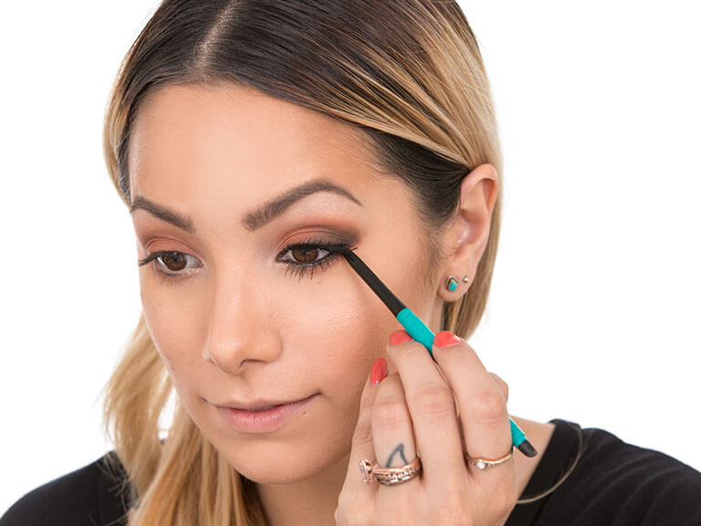 54f47517c Infinity Waterproof Eyeliner in Lauren (Matte Black) by THRIVE ...