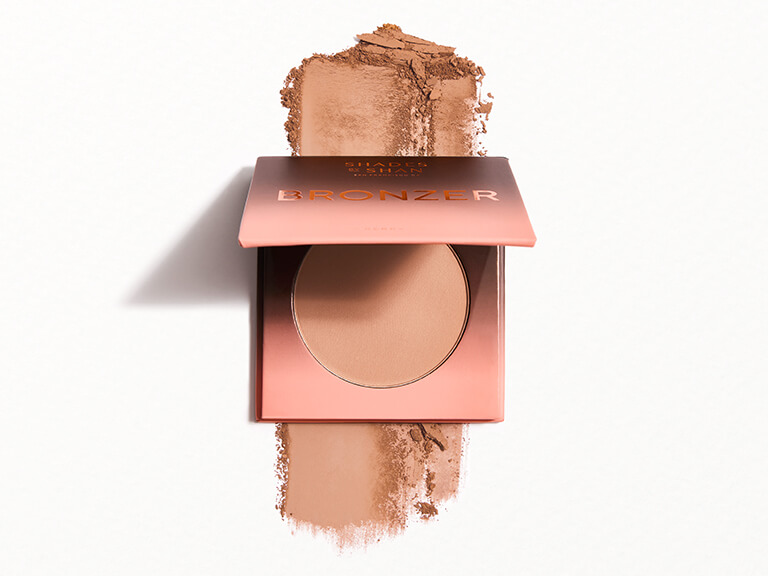 SHADES BY SHAN Bronzer in Latte