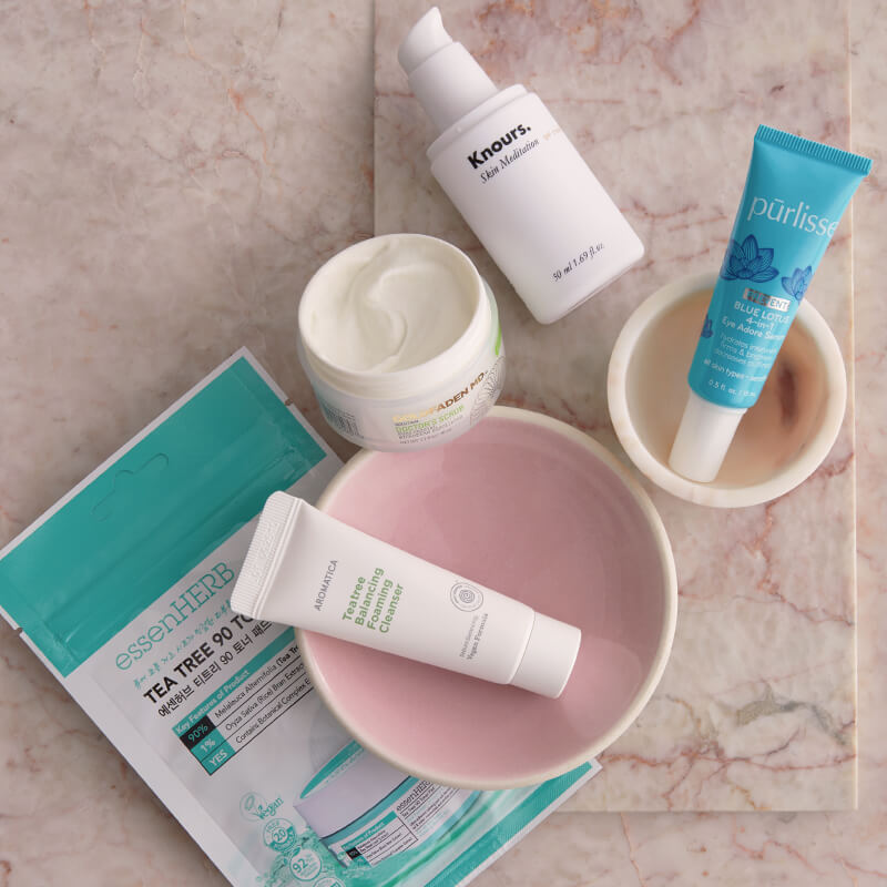 January 2020 Glam Bag Clearer Skin Story Square
