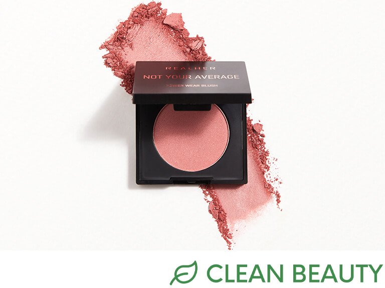 REALHER Power Wear Blush in Not Your Average