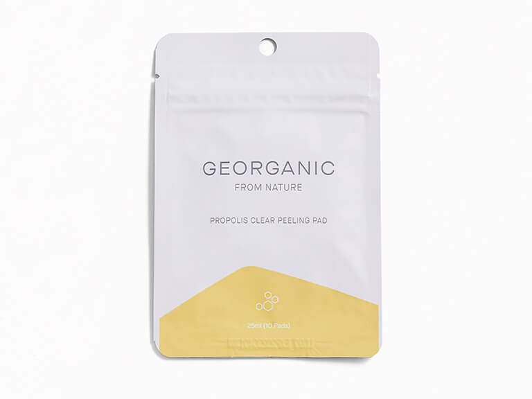 GEORGANIC Propolis Clear Peeling Pads
