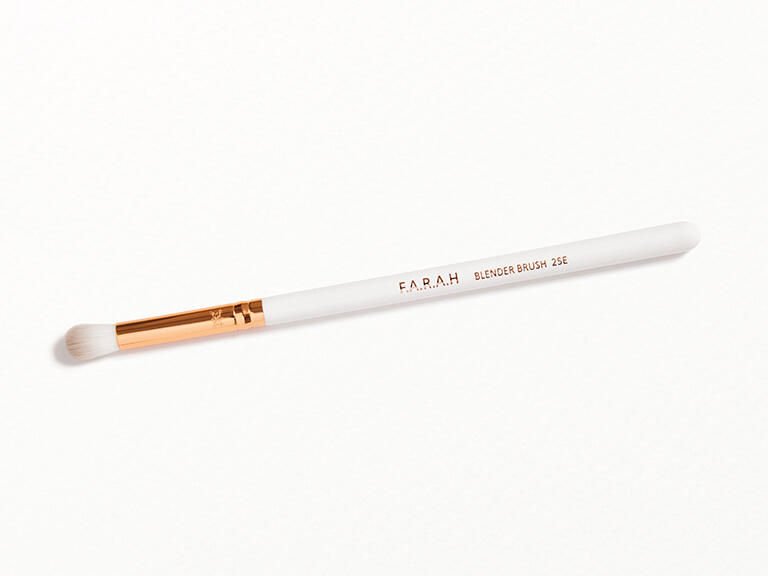 F.A.R.A.H Blender Brush 25E Rose Gold Collection