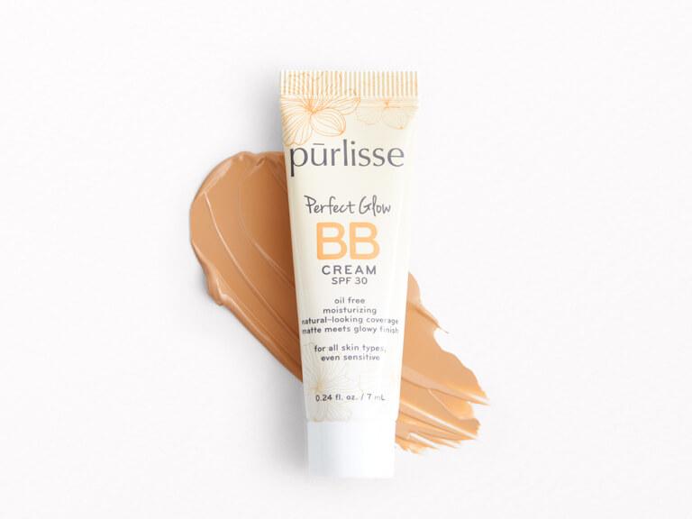 PURLISSE Perfect Glow BB Cream SPF 30 in Medium Tan