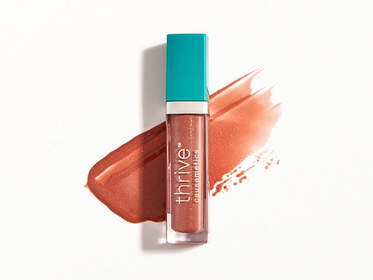 THRIVE CAUSEMETICS Glossy Lip Hydrating Serum™ in Ruth