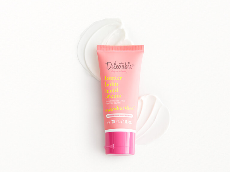 DELECTABLE BY CAKE BEAUTY Triple Citrus Blend Butter Balm Hand Cream