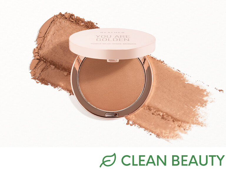 REALHER Power Wear Ombre Bronzer in You Are Golden (Full)
