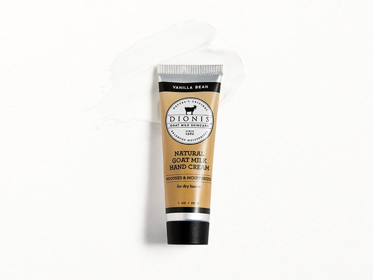 DIONIS Vanilla Bean Goat Milk Hand Cream