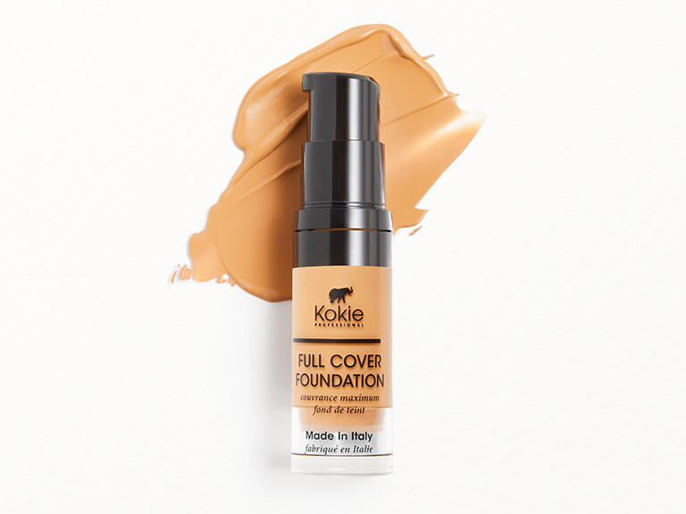 KOKIE COSMETICS Full Cover Foundation in 40W