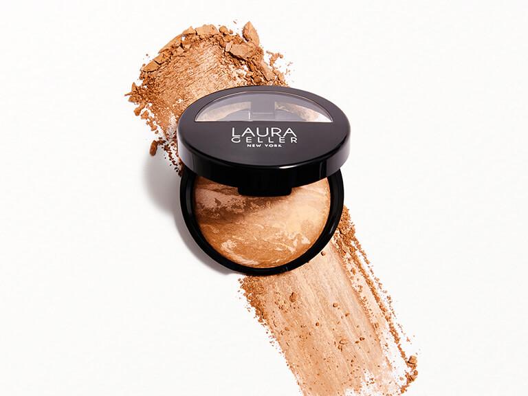 LAURA GELLER Baked Balance-n-Brighten Color Correcting Foundation in Sand