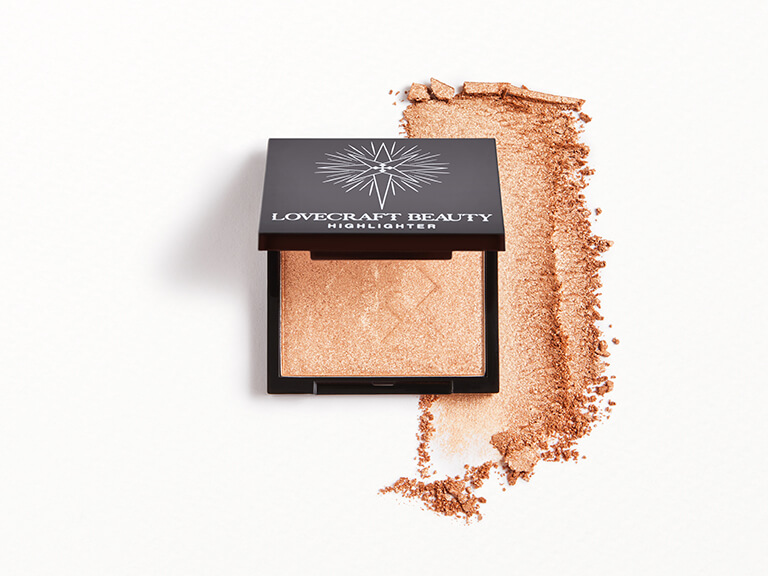 LOVE+CRAFT+BEAUTY Highlighter in Gold Borealis