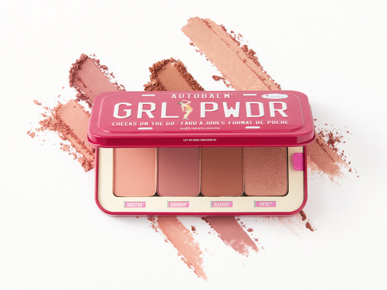TheBalm Cosmetics AutoBalm GRL PWDR